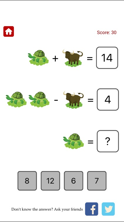 Can you solve this?   IQ Puzzle game for Kids