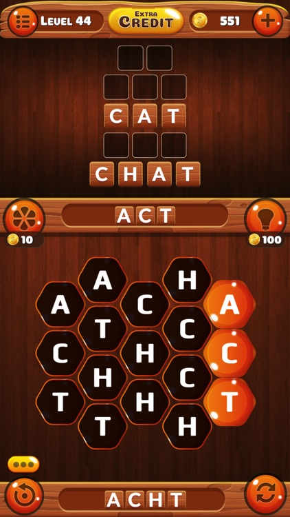 Word University - Word Connect screenshot-1