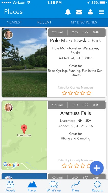 Gociety - Find Adventure Groups for the Outdoors