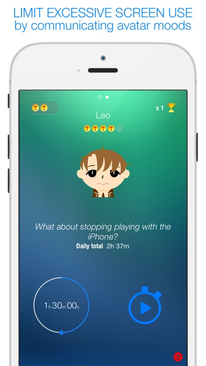 Screen Time Limit for Parents - Playtime Kid Crono screenshot-3