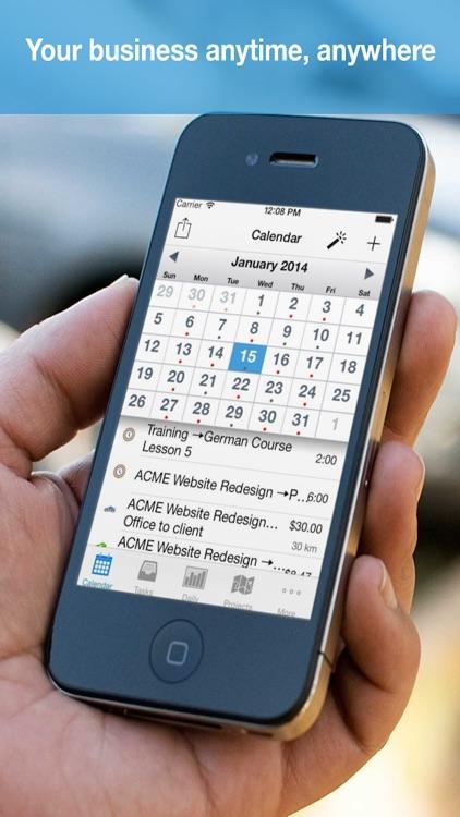Cube Time & Expense Tracker screenshot-0