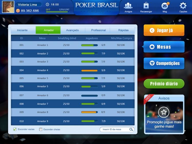 Poker free hd ipad app
