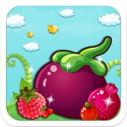 果蔬连连看-休闲益智单机小游戏