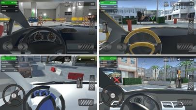 Car Parking 3D HD screenshot three