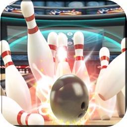 Bowling King-Bowling Play