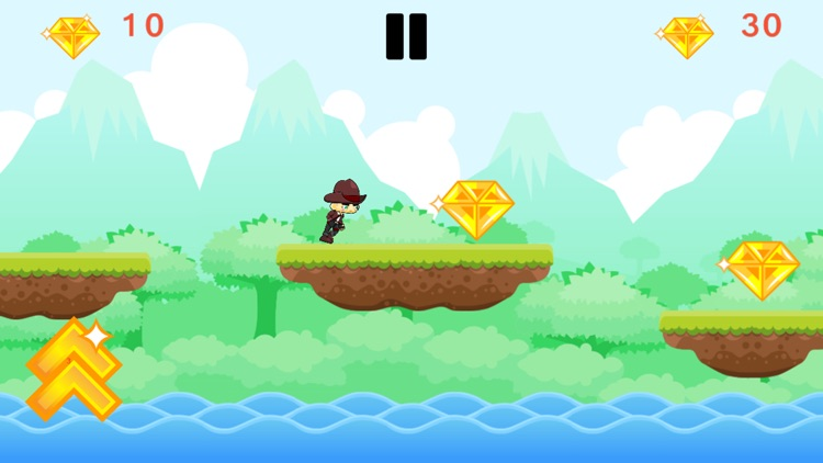 Diamond Runner screenshot-4