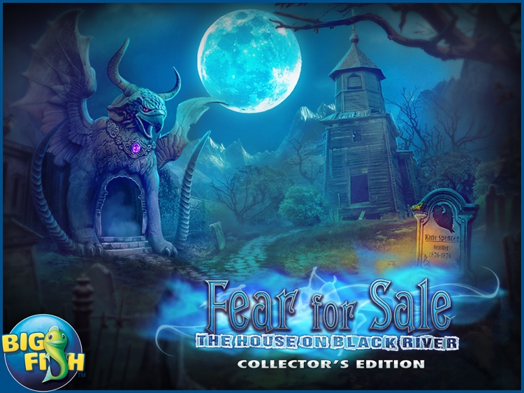 Fear for Sale: The House on Black River (Full) screenshot-4