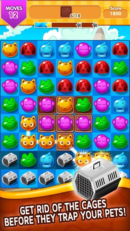 Pet Link: Free Match 3 Games screenshot-3