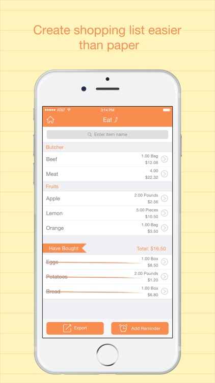 Best Shopping List Pro- Smart Gift & Grocery Lists