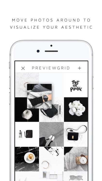 Previewgrid - Visual Planner for Instagram