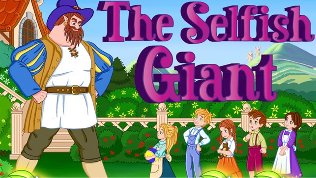 The Selfish Giant - An Interactive Children\'s Story Book HD on the ...