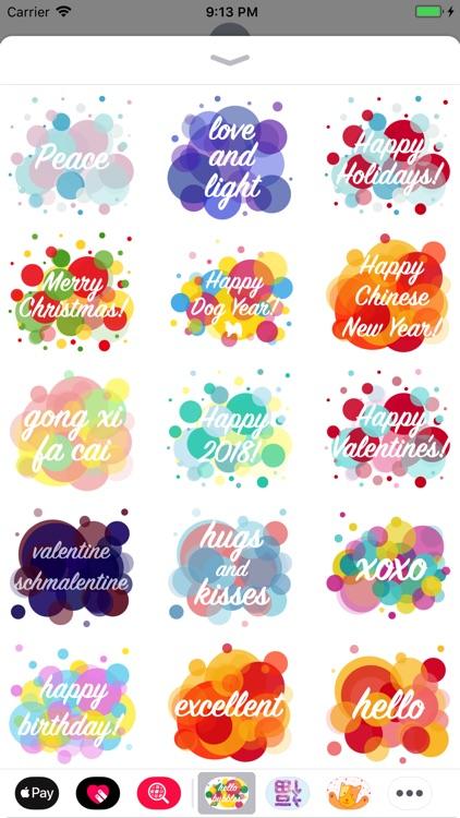 hello bubbles screenshot-4