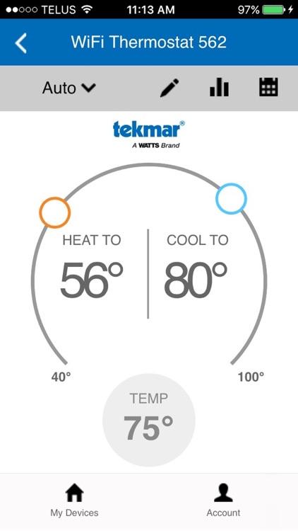 tekmar Connect