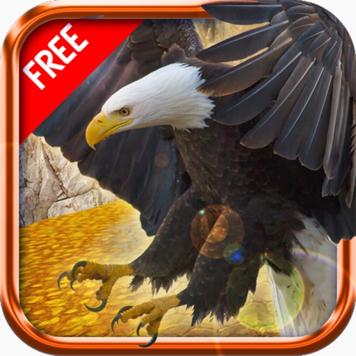 Wild Eagle Sim Simulator Incremental Clicker Game