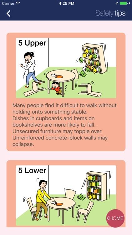 Safety tips screenshot-4