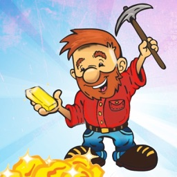 Classic gold miner free - The gold digging game HD