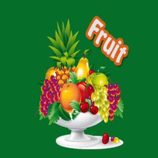 Fruit Stickers Pack For iMessage