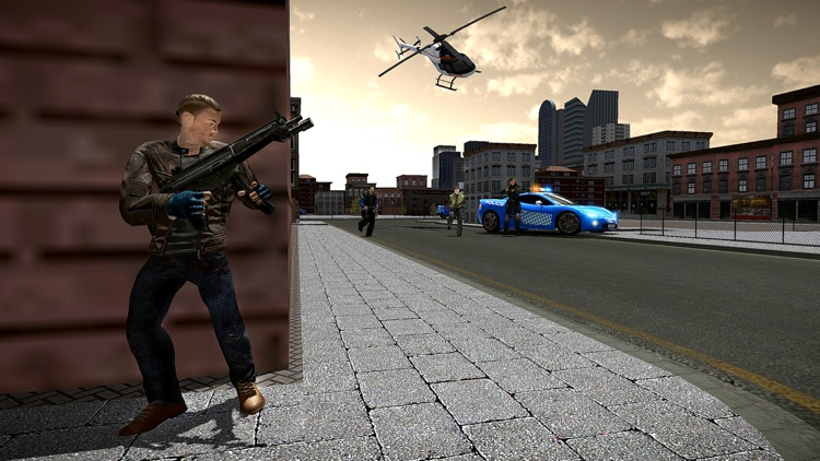 Police Squad Gangster Chase screenshot-3