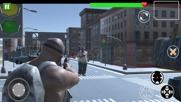 Grand City Real Gangster 3D