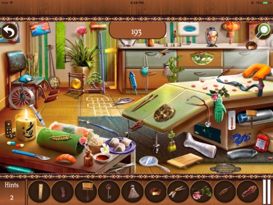 Free Hidden Objects Big Home 4 Search Find Hidden Object Games