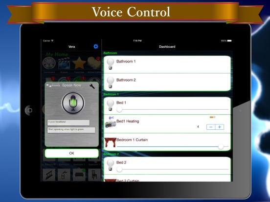 VeraMate - for Vera by Cyapse Ltd (iOS, United States