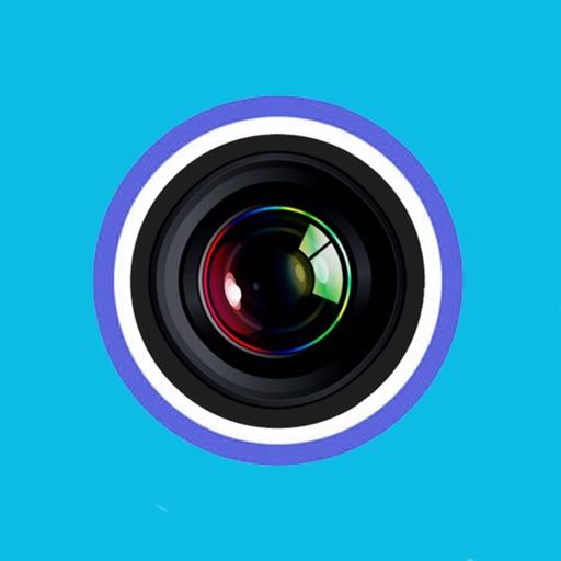 Sky Camera Selfie - Selfie Editor Share for Skype iOS App