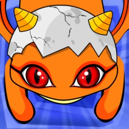 Flying Dragon Warrior - Egg hunt simulator game
