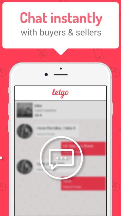 letgo: Buy & Sell Second Hand Stuff app image