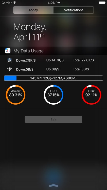 My Data Usage Widget Pro - Monitor Mobile Cellular
