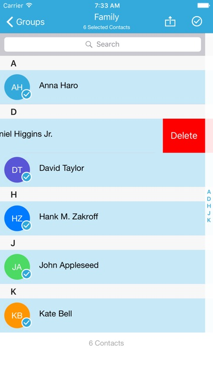 Group Text Free screenshot-3