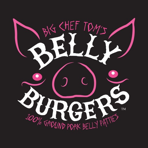 Big Chef Tom's Belly Burgers