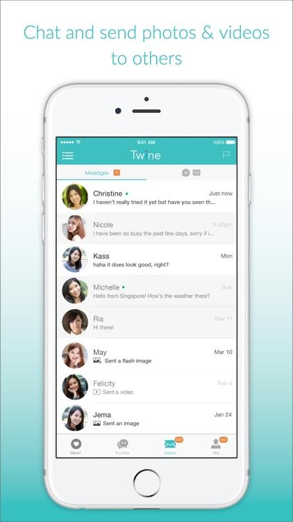 Twine Community -Social App.Meet Faith-like People screenshot-4