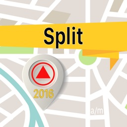 Split Offline Map Navigator and Guide