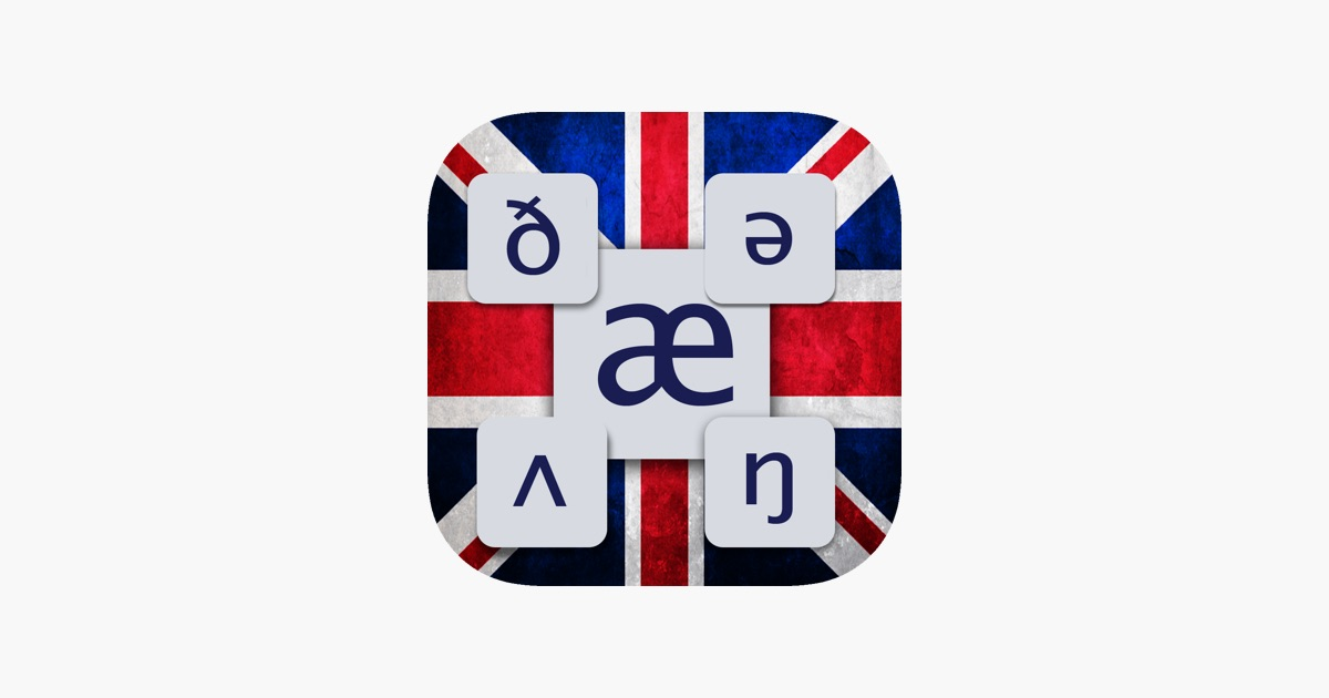 English Phonetic Keyboard With Ipa Symbols On The App Store