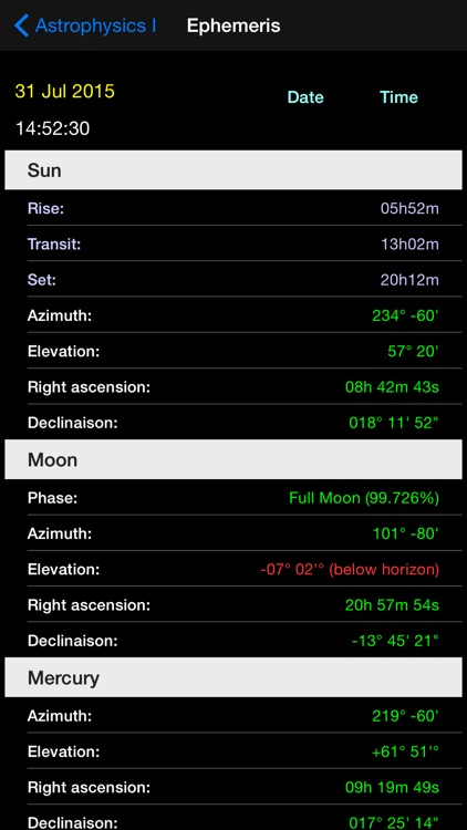 Astrophysics I screenshot-2