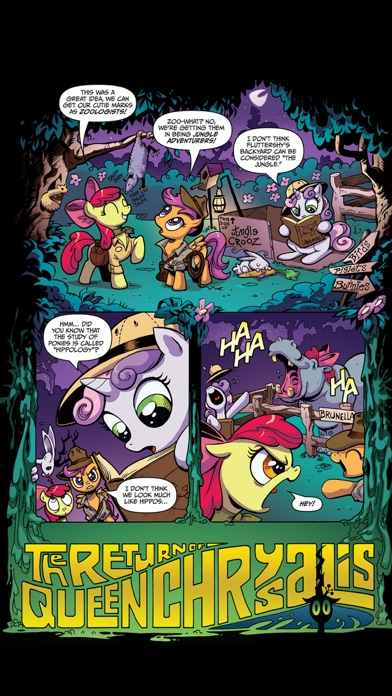 download My Little Pony Comics apps 2