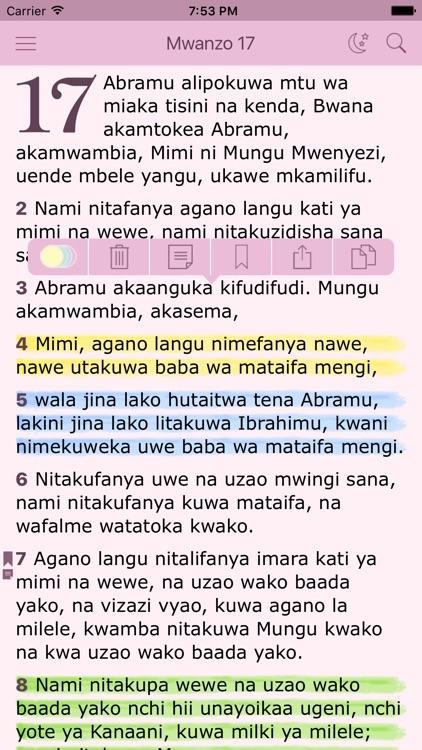 Swahili Women S Bible Biblia Takatifu For Women By Oleg Shukalovich