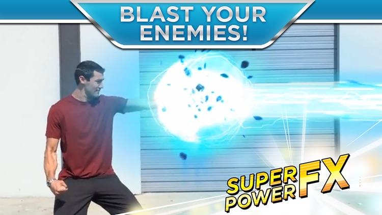 Super Power FX - Superheroes!