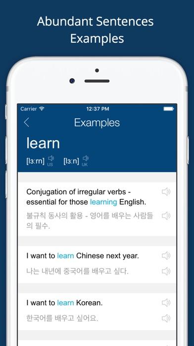 Korean English Dictionary 영한사전 - 窓用