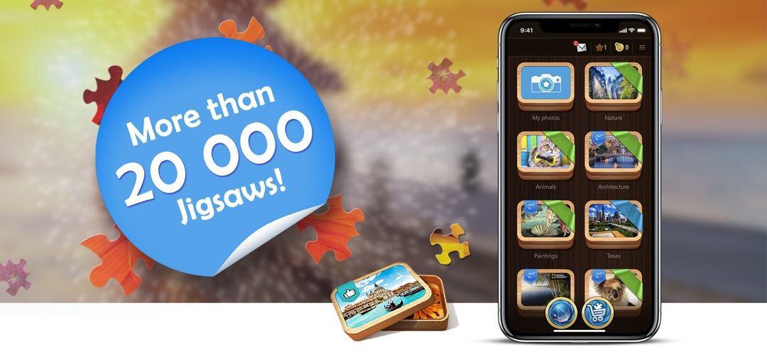 Magic Jigsaw Puzzles - Online Game Hack and Cheat | Gehack com
