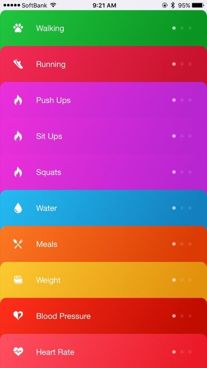 Vitalbook - Health and Fitness