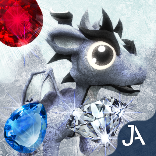 Frozen Dragon Gems