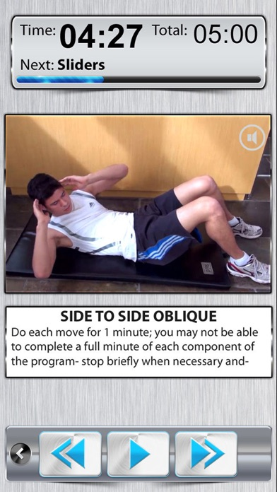 Ab Trainer X FREE+ Six-Pack Abs Exercises Workouts-0