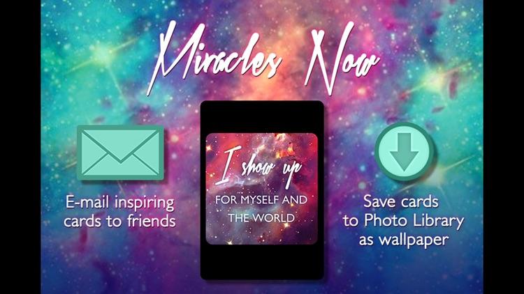 Miracles Now - Gabrielle Bernstein screenshot-3