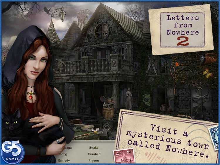 Letters from Nowhere® 2 HD (Full) screenshot-0