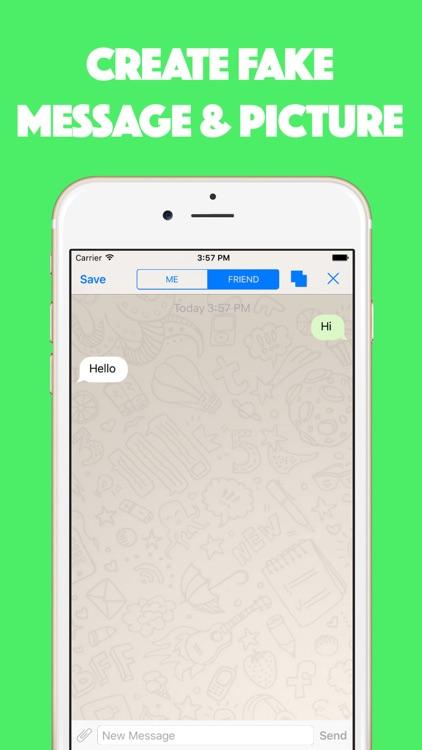 Fake Sms Whatsapp