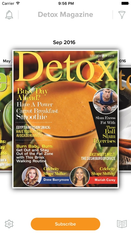 Detox Magazine screenshot-0