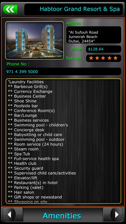 Dubai Offline Map Travel Guide screenshot-3