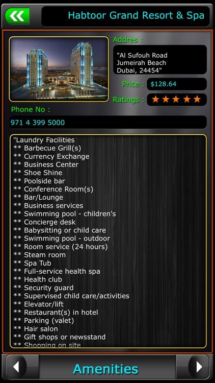 Dubai Offline Map Travel Guide screenshot-3