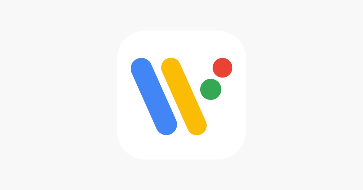 Wear OS by Google - Smartwatch on the App Store